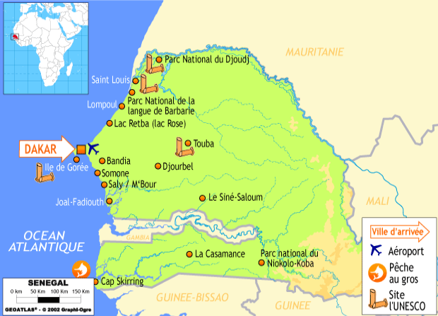 Travel with your ears featured country senegal with several ethnic and linguistic groups of which the wolof represent the majority french is the official language muslims form the majority of the gumiabroncs Choice Image